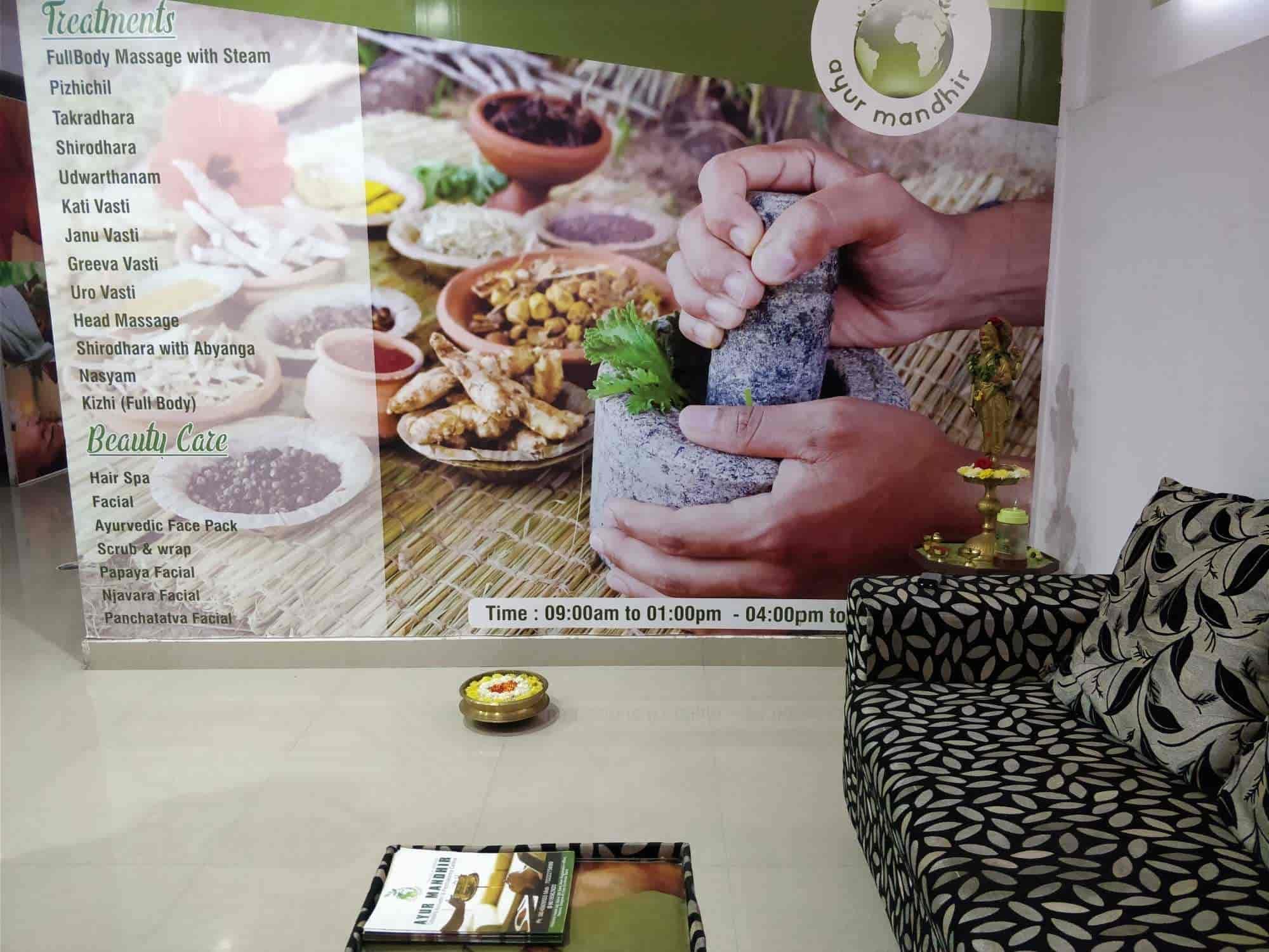 Ayur Mandhir Nagawara Ayurvedic Body Massage Centres In Bangalore