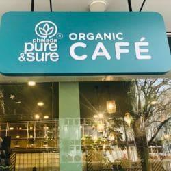 Pure And Sure Organic Cafe, Jayanagar 4th Block, Bangalore - Pizza