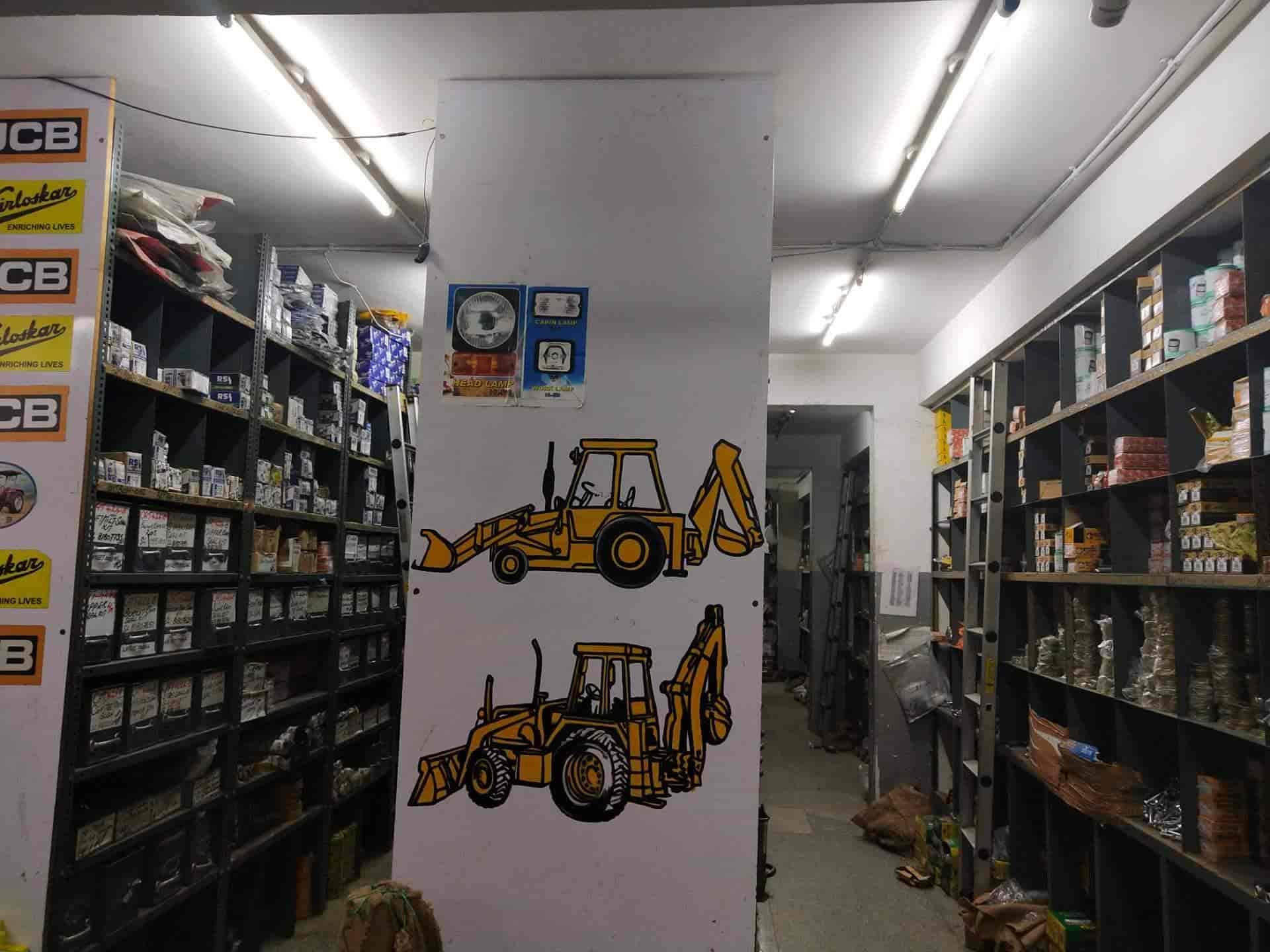 Raja Motors, Kalasipalyam - Earthmoving Eqpts Spare Part-JCB