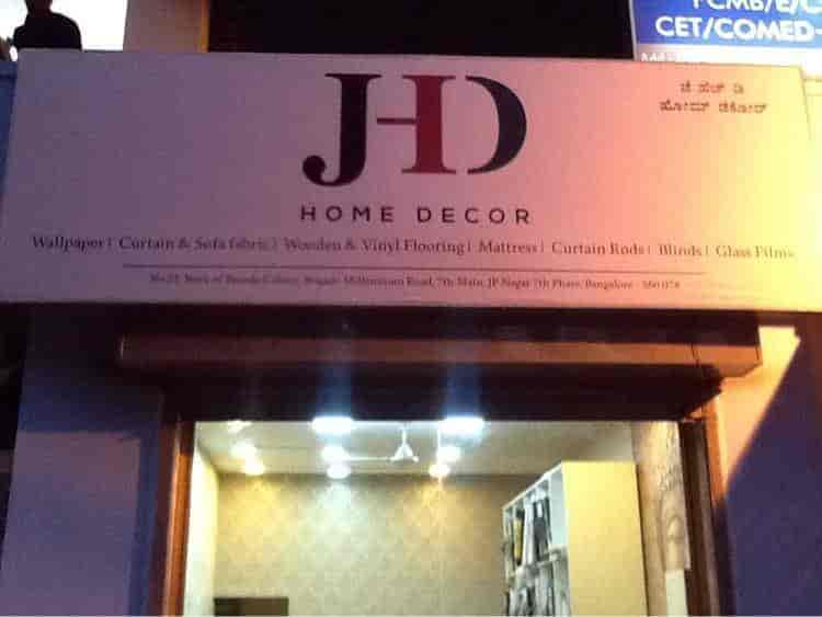 JHD Home Decor, Jp Nagar 7th Phase   JHD Enterprises   Wall Paper Dealers  In Bangalore   Justdial