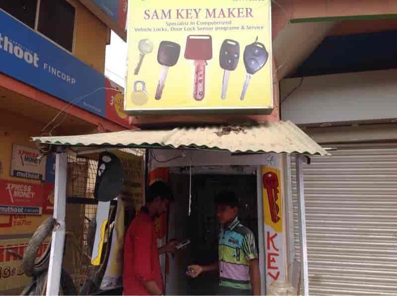 Samkey Info