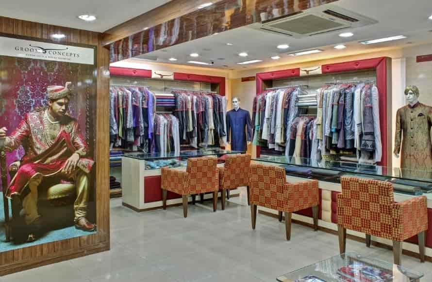 Presidents Groom Concepts Bvk Iyengar Road Hi Fashions Readymade Garment Retailers In Bangalore Justdial