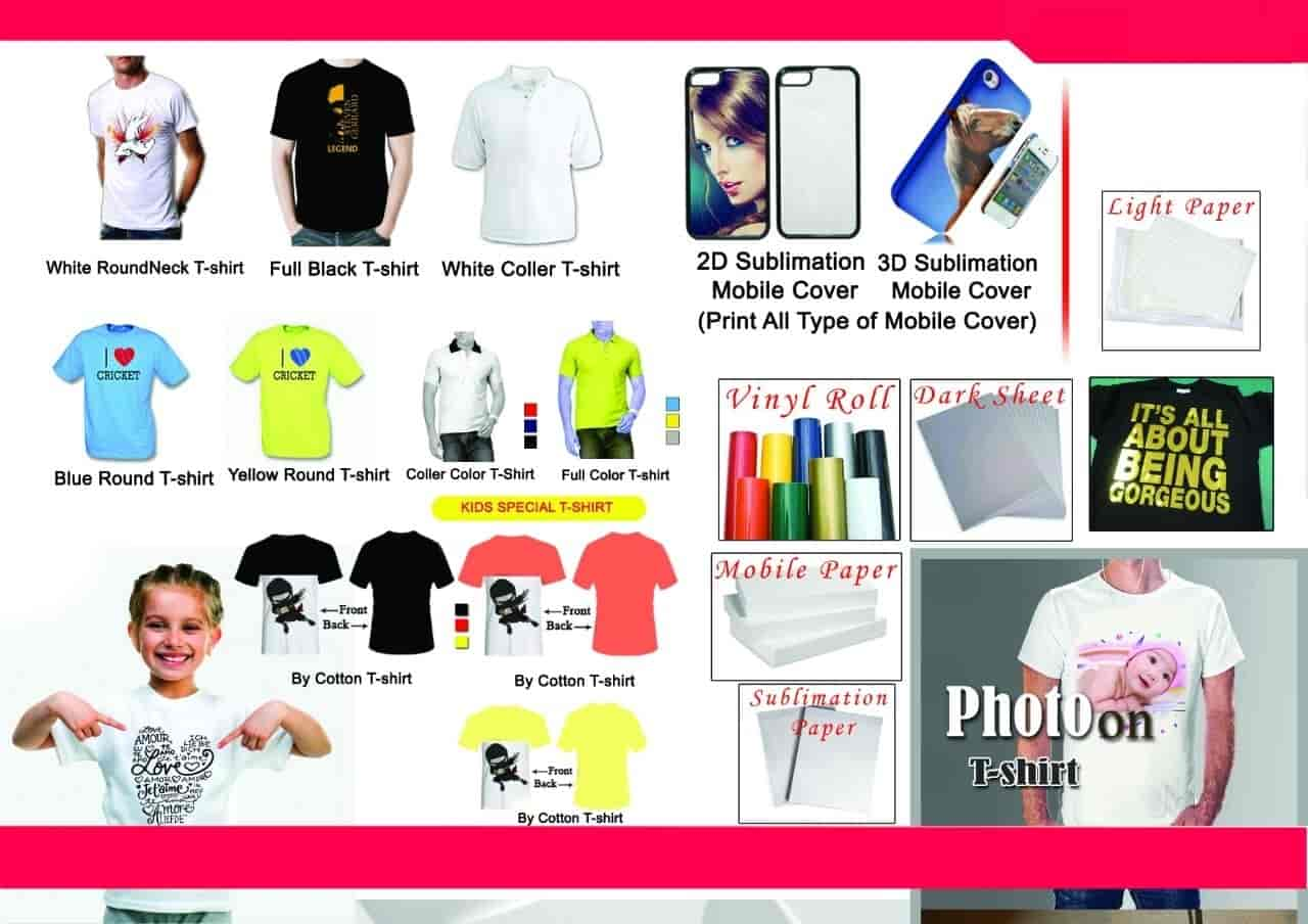 Wholesale T Shirt Printing In Bangalore Summer Cook