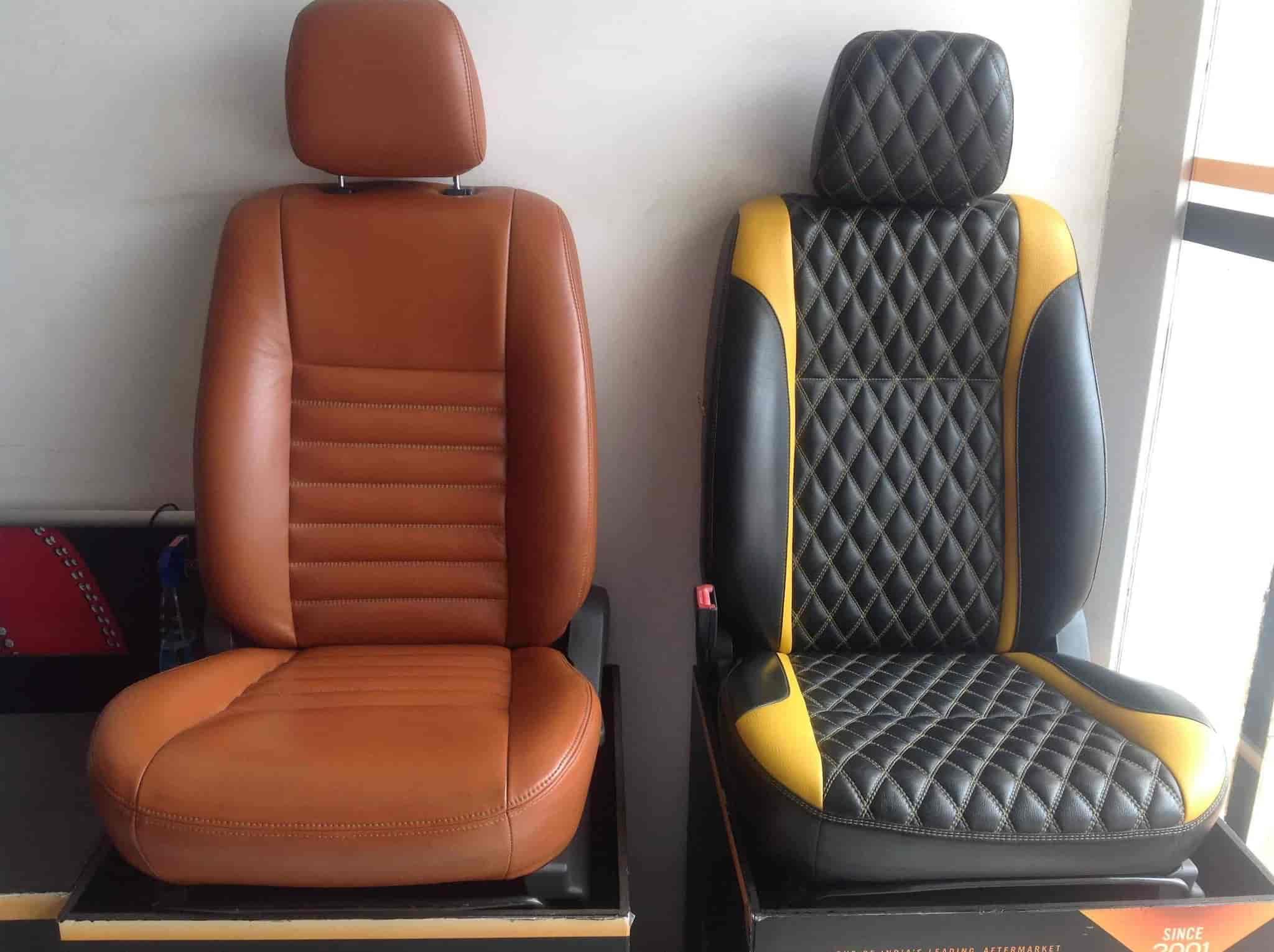 M S Car Art Leather Seat Covers Bengaluru Karnataka