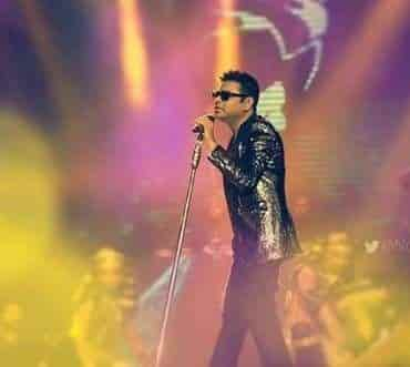 ar rahman concert bangalore