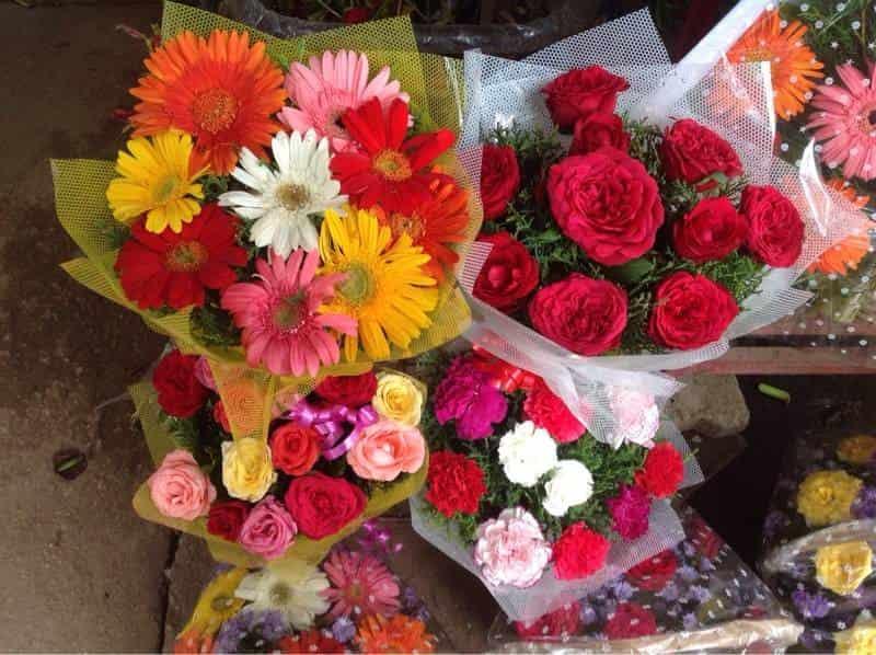Green Flowers Shop, Koramangala 1st Block - Flower Decorators in ...