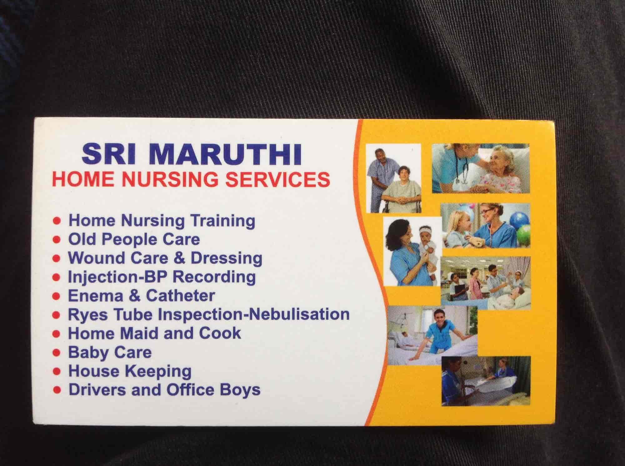 Sree Maruthi Home Nursing Services Photos, Laggere, Bangalore ...