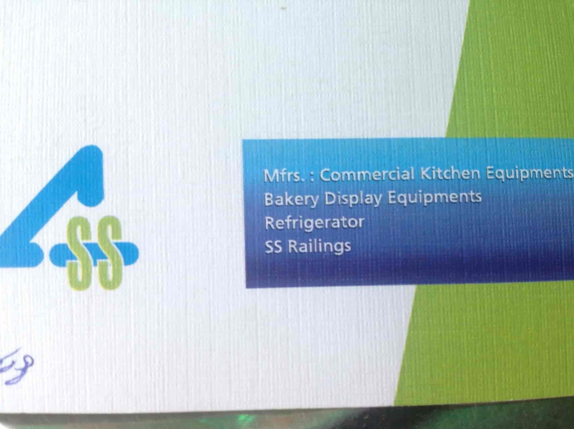 4ss Kitchen Equipments Photos, Sunkadakatte, Bangalore- Pictures ...