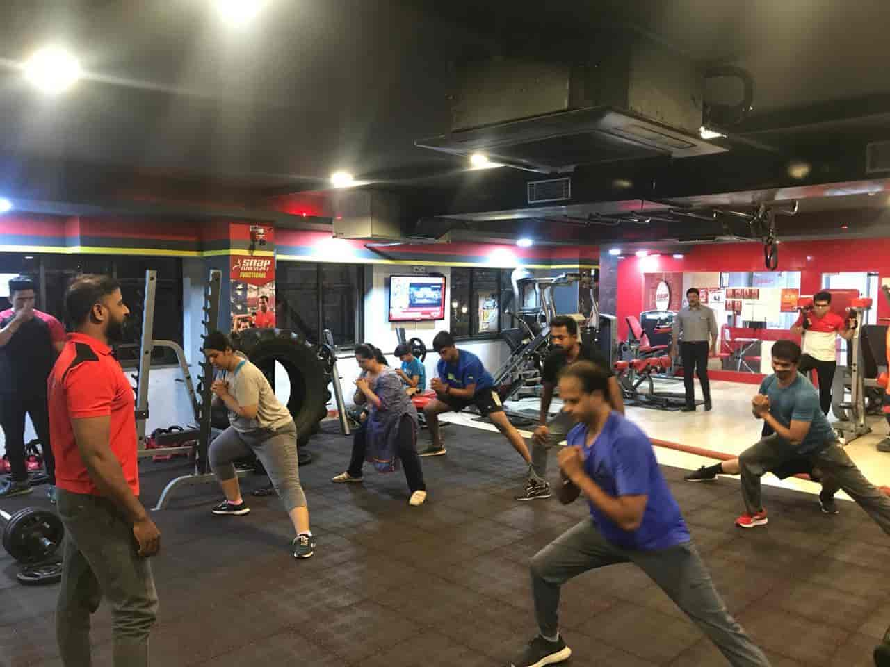Snap Fitness, New Bel Road - Gyms in Bangalore - Justdial