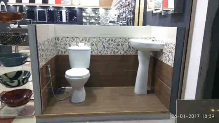 Plain Bathroom Tiles Bangalore Intended Inspiration