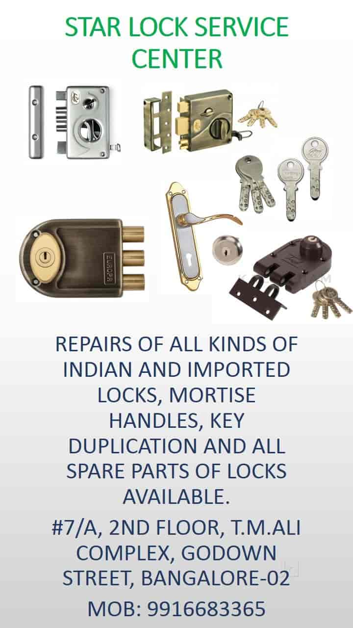 Star Lock Service Centre, City Market - Duplicate Key Makers