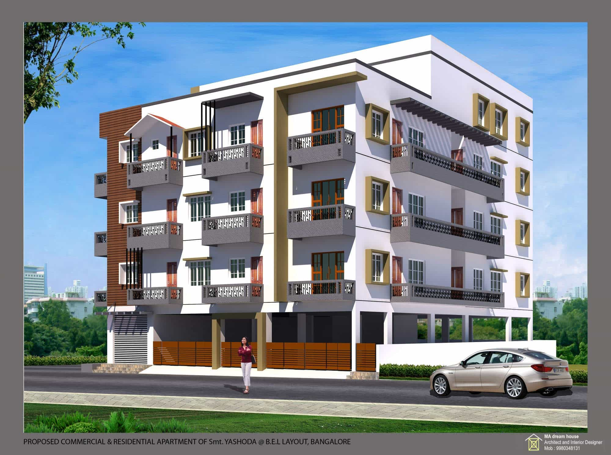 MA Dream House, Electronic City Phase 2   Architects In Bangalore   Justdial
