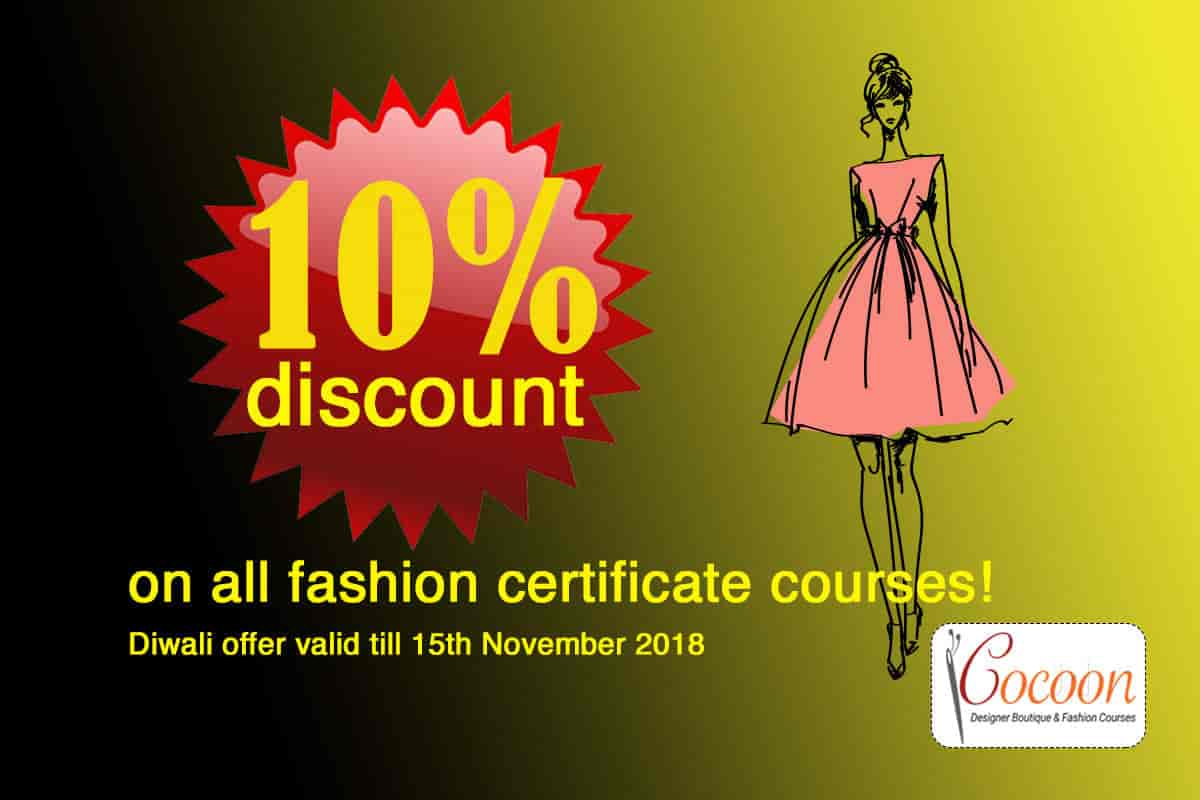 Cocoon Fashion Institutes Jayanagar 1st Block Tailoring Classes In Bangalore Justdial