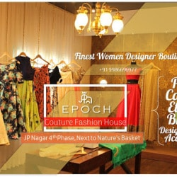 Epoch Fashion Studio Jp Nagar 4th Phase Readymade Garment Retailers In Bangalore Justdial