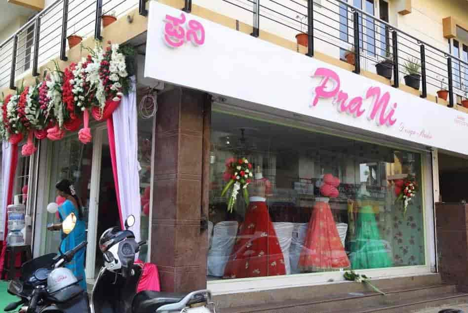 Prani Design Studio Malleshwaram Boutiques In Bangalore Justdial