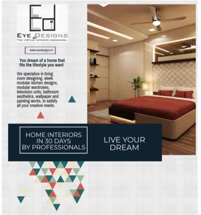 Eye Designs The Virtual Interior Designers Jayanagar 7th Block Interior Designers In Bangalore Justdial