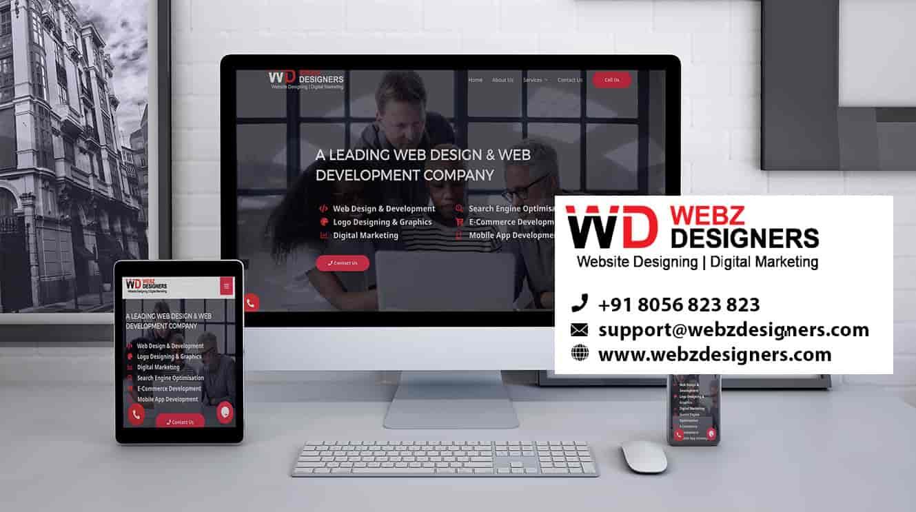 - Webz Designers & Digital Marketing Services Images, Marathahalli, Bangalore - Internet Website Designers