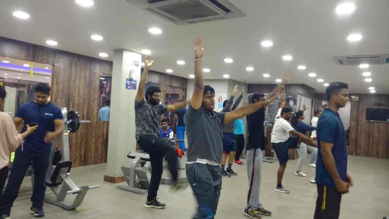 The Fitness Zone Air Force Station Yelahanka Dwaraka Nagar Weight