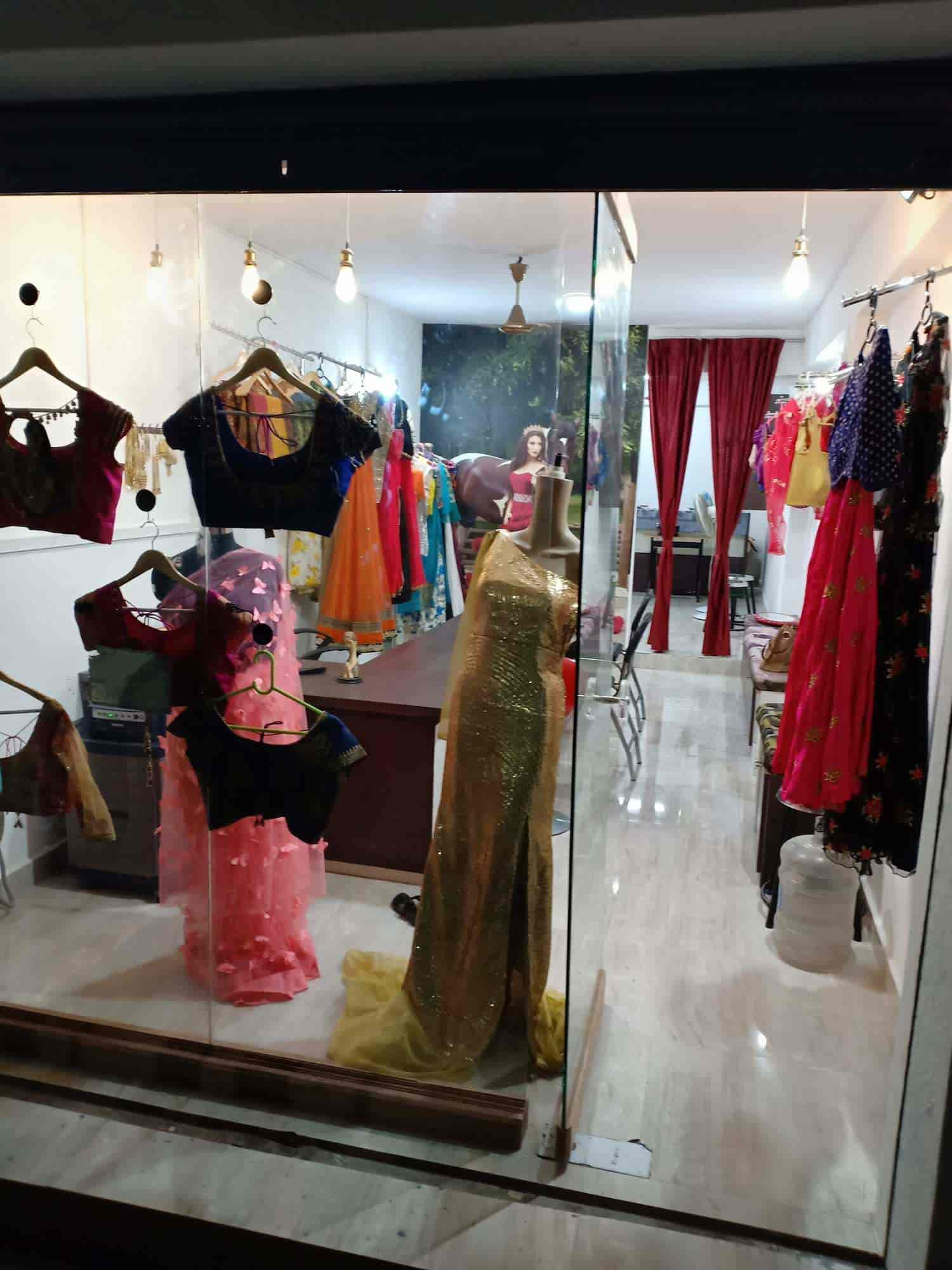 Naari Designers Boutique Jp Nagar 7th Phase Boutiques In Bangalore Justdial