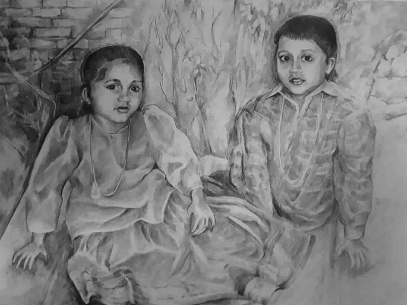Saamvi art and design planet btm layout 1st stage drawing classes in bangalore justdial