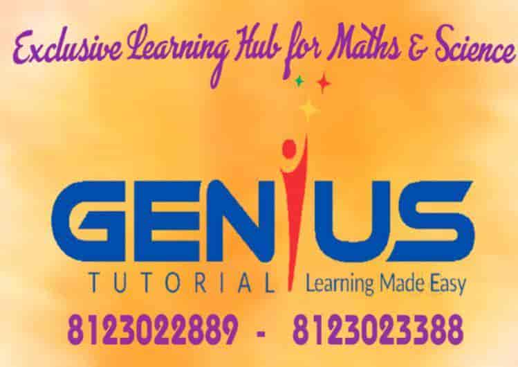 Genius Tutorial, Rabindranath Tagore Nagar - Tutorials in