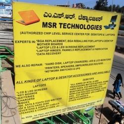 MSR Technologies, Marathahalli - Computer Repair & Services in