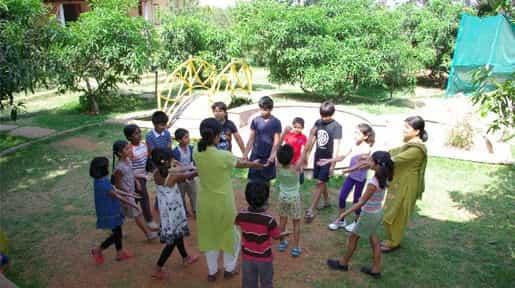 Bangalore Steiner School Photos, Sarjapura, Bangalore