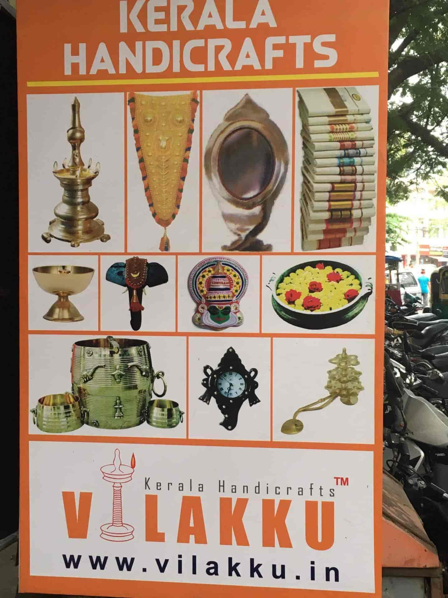 Kerala Handicrafts Vilakku Photos Mathikere Bangalore Pictures