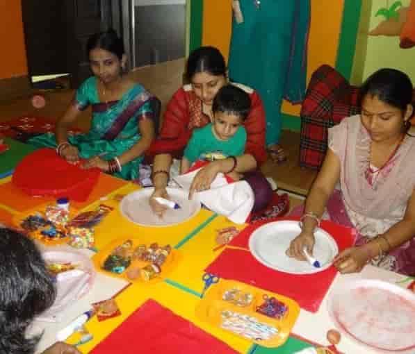 Bachpan A Play School Rt Nagar Montessori Schools In Bangalore