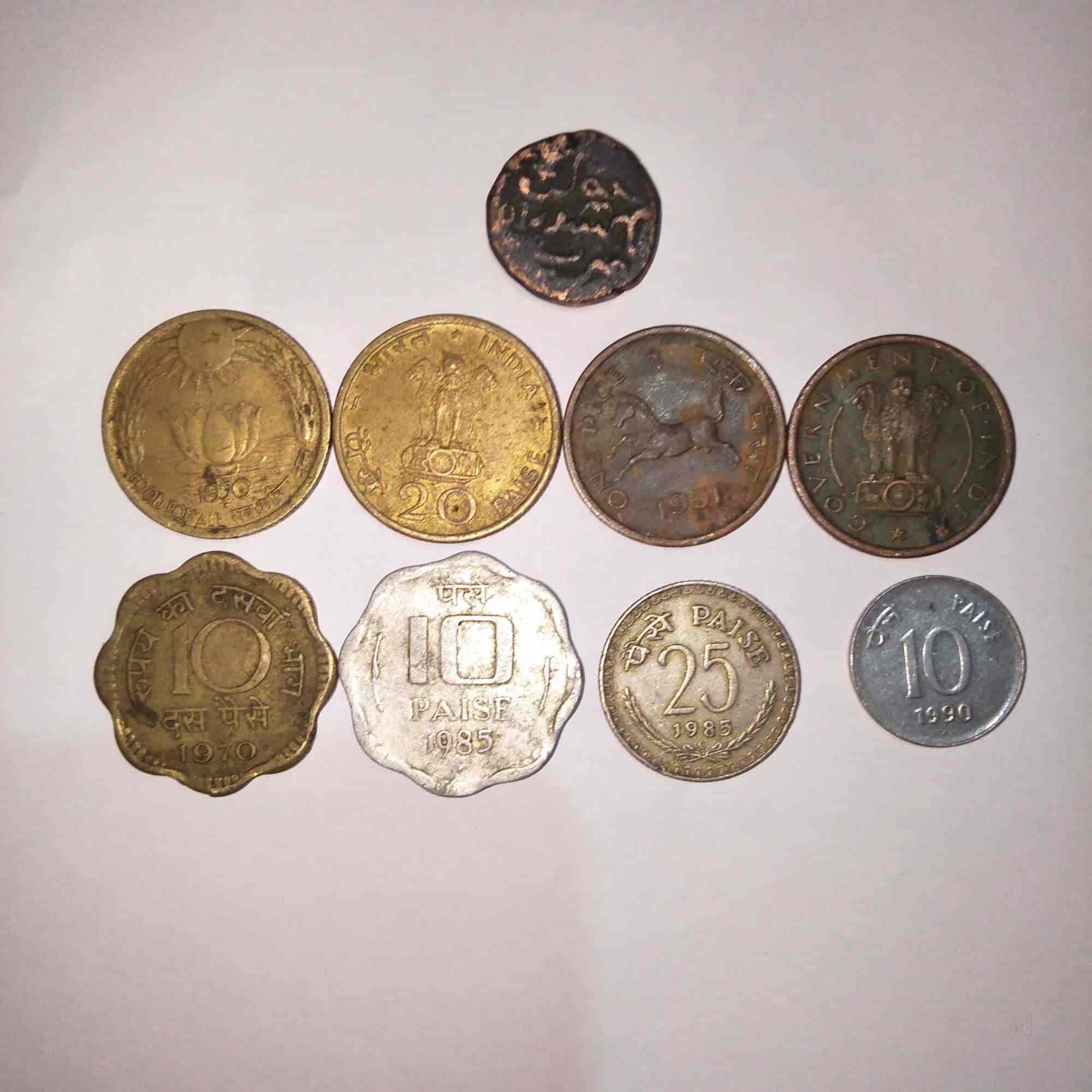 Falcon Coins Gallery, Gandhi Nagar - Coin Numismatics in