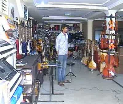 Interior View - New Veena Musicals Images, Jayanagar 2nd Block, Bangalore - Musical Instrument Dealers