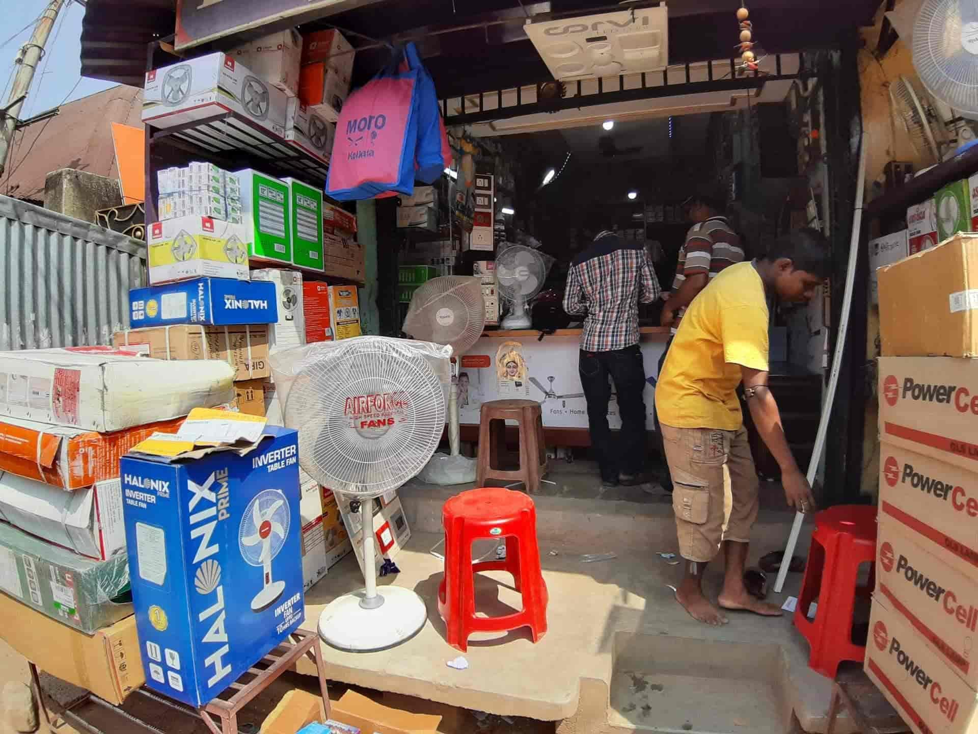 Royal Electric, Near Hunuman Ji Tample - Electrical Shops in