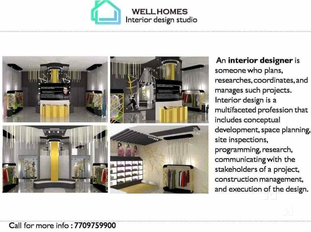 How Do You Design Home For Someone With >> Well Homes Interior Design Studio Midc Interior Designers In