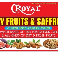 Royal Dry Fruits, Gulmarg - Dry Fruit Distributors in