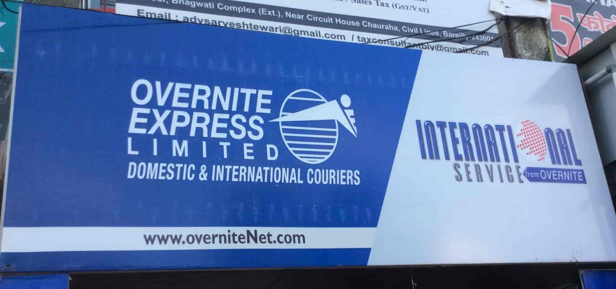Overnite Express Courier Ltd, Civil Lines - Courier Services in
