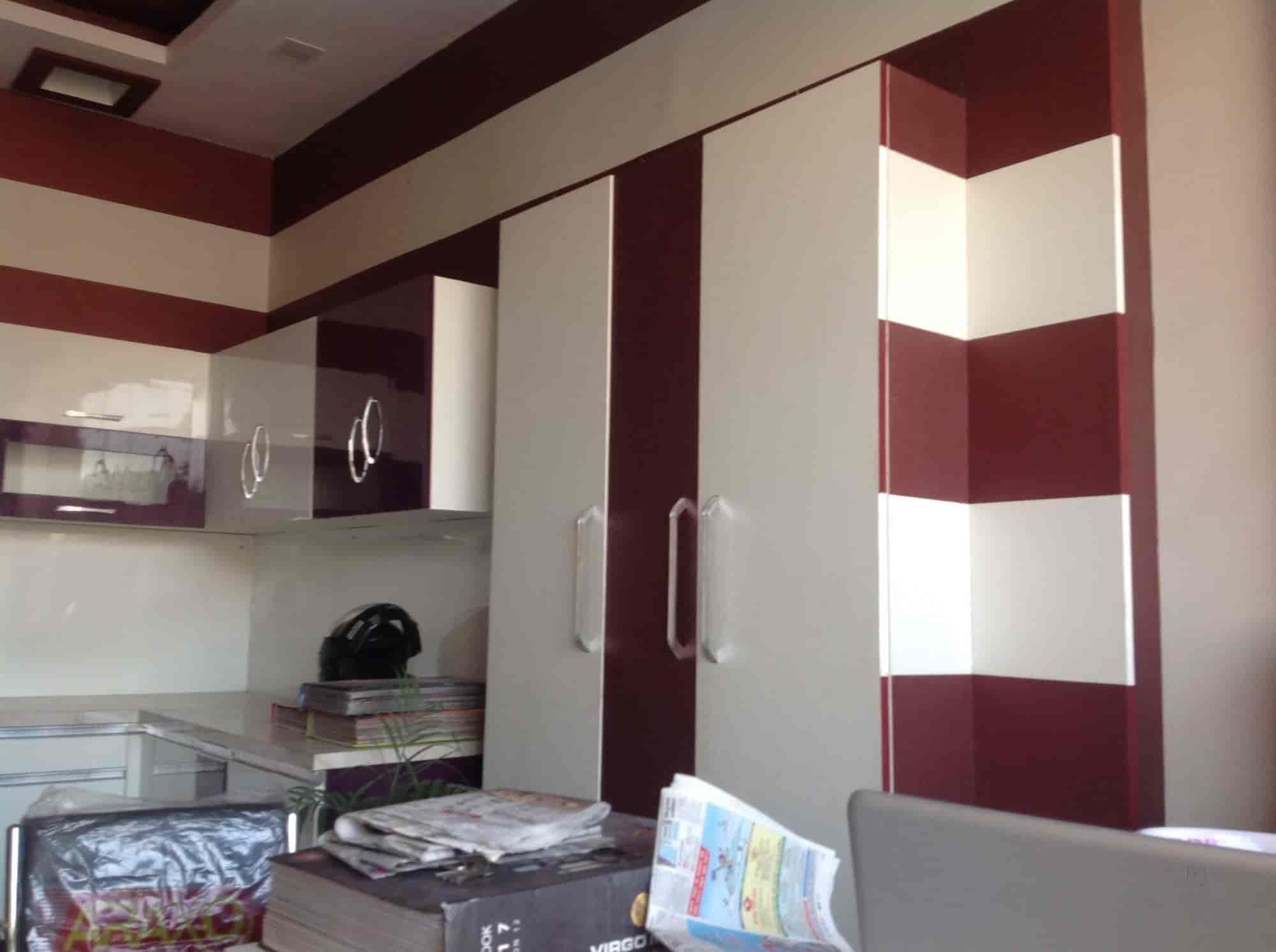 Hitech Interior Modular Kitchen Photos Izzat Nagar Bareilly