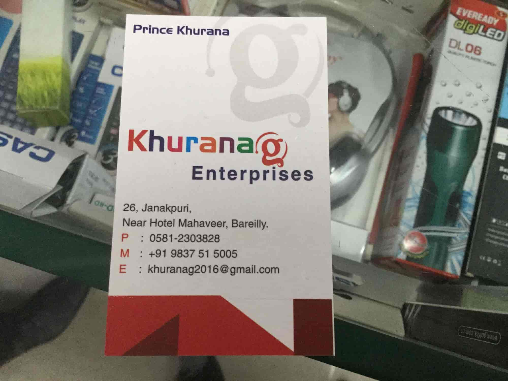 Khurana Enterprises Photos, Janak Puri, Bareilly- Pictures