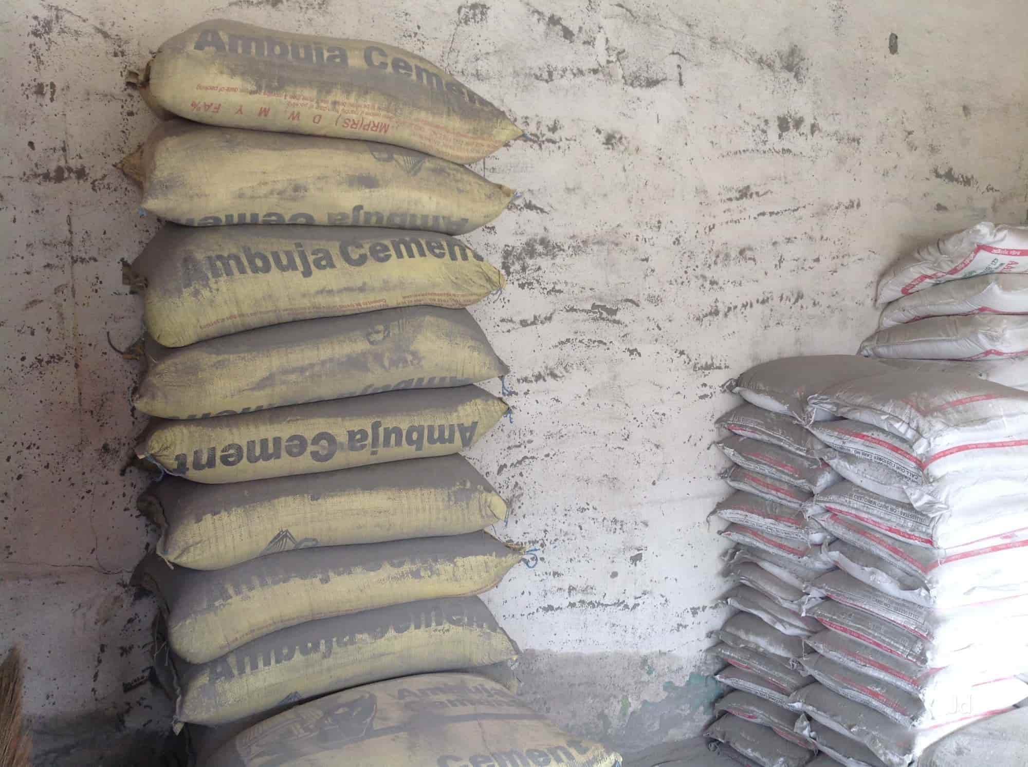 Shree Mohiniraj Traders, Near Sawata Mali Chowk - Cement Dealers in