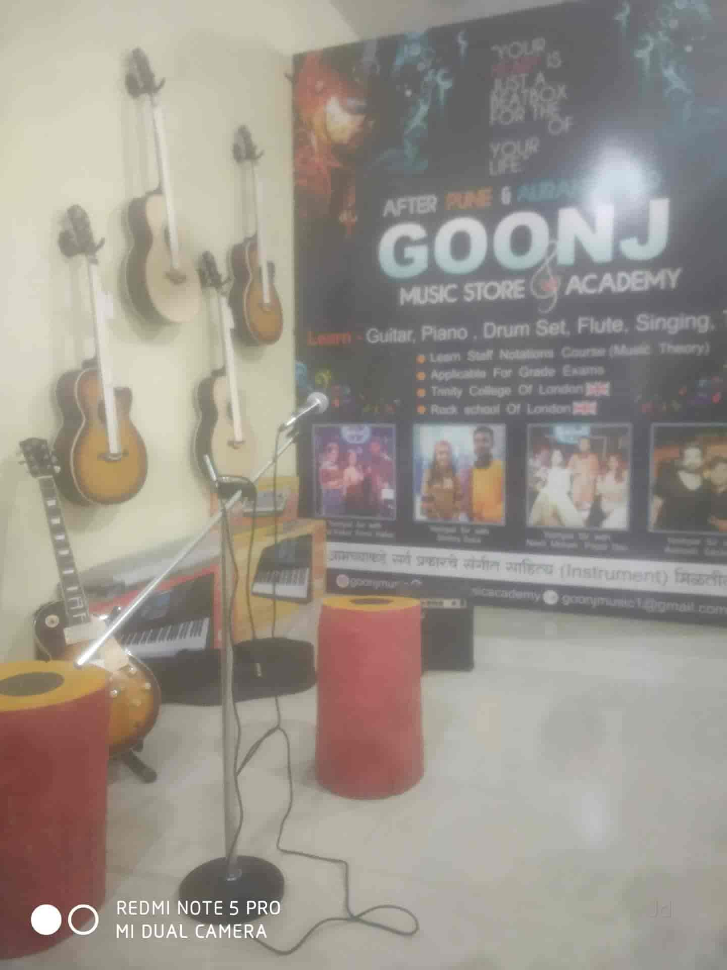 Music Creation Guitar Classes Photos, Datta Nagar, Beed
