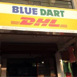 Blue Dart Courier Services, Beed Ho - Domestic & international