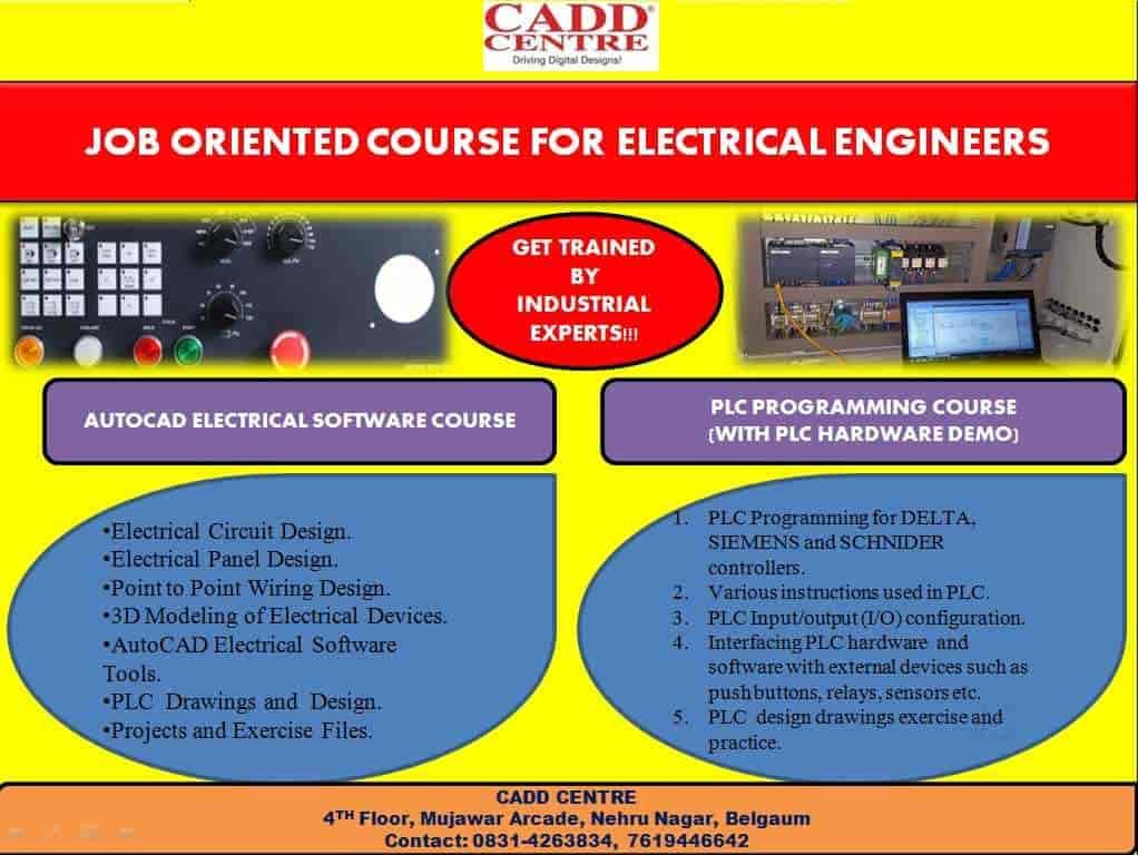 CADD Centre, Nehru Nagar - AUTOCAD Training Institutes in Belgaum