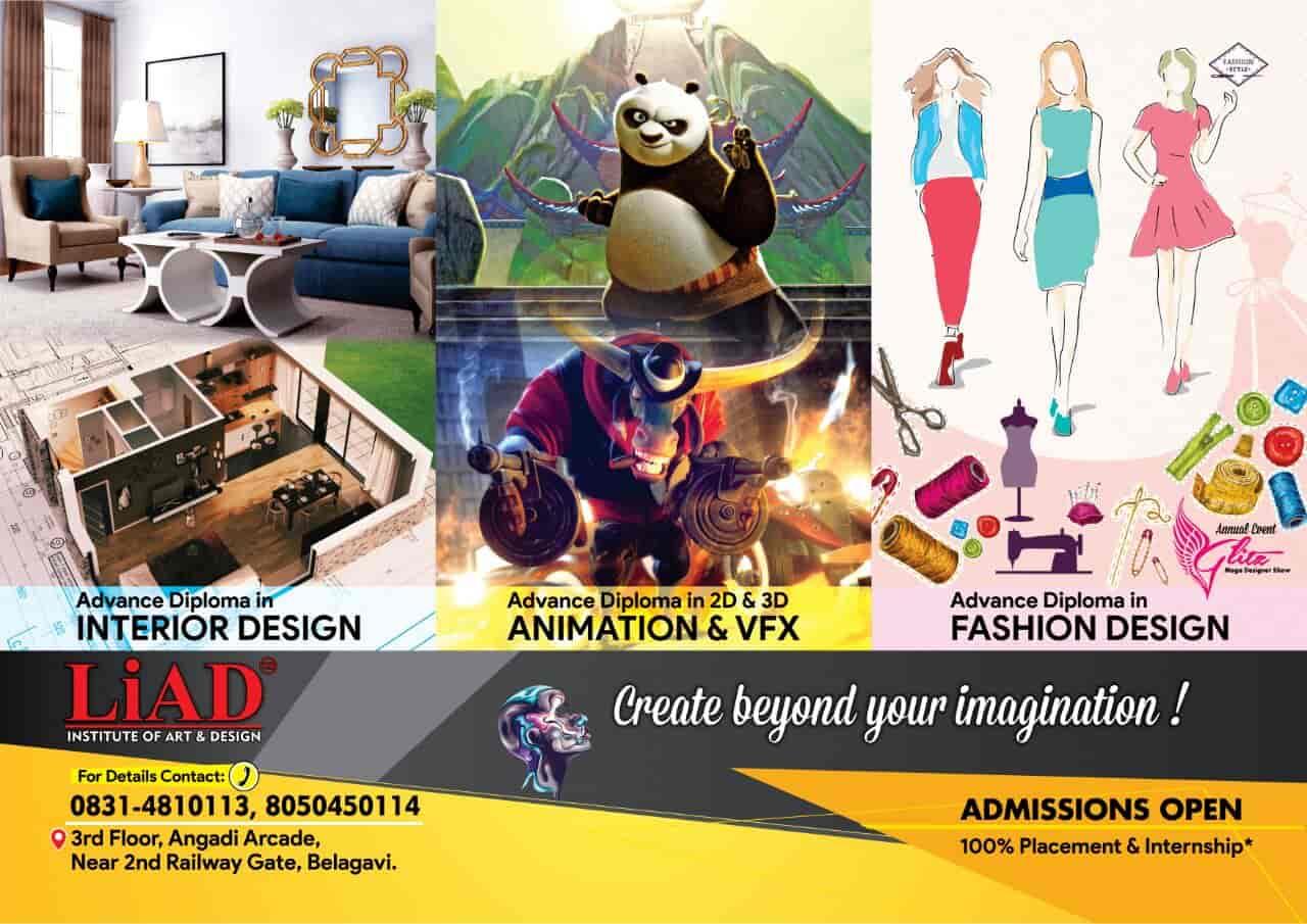 Liad Institute Of Art And Design Tilakwadi Belgaum Fashion Designing Institutes In Belgaum Justdial