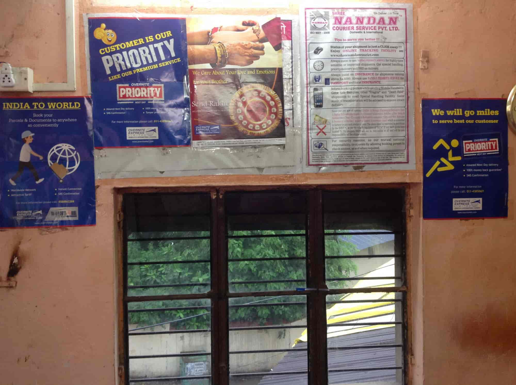 Madhur Courier Services And Overnite Express LTD, Bhandara