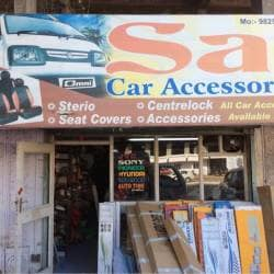 Sai Car Accessories, Bharuch Ho - Car Accessory Dealers in