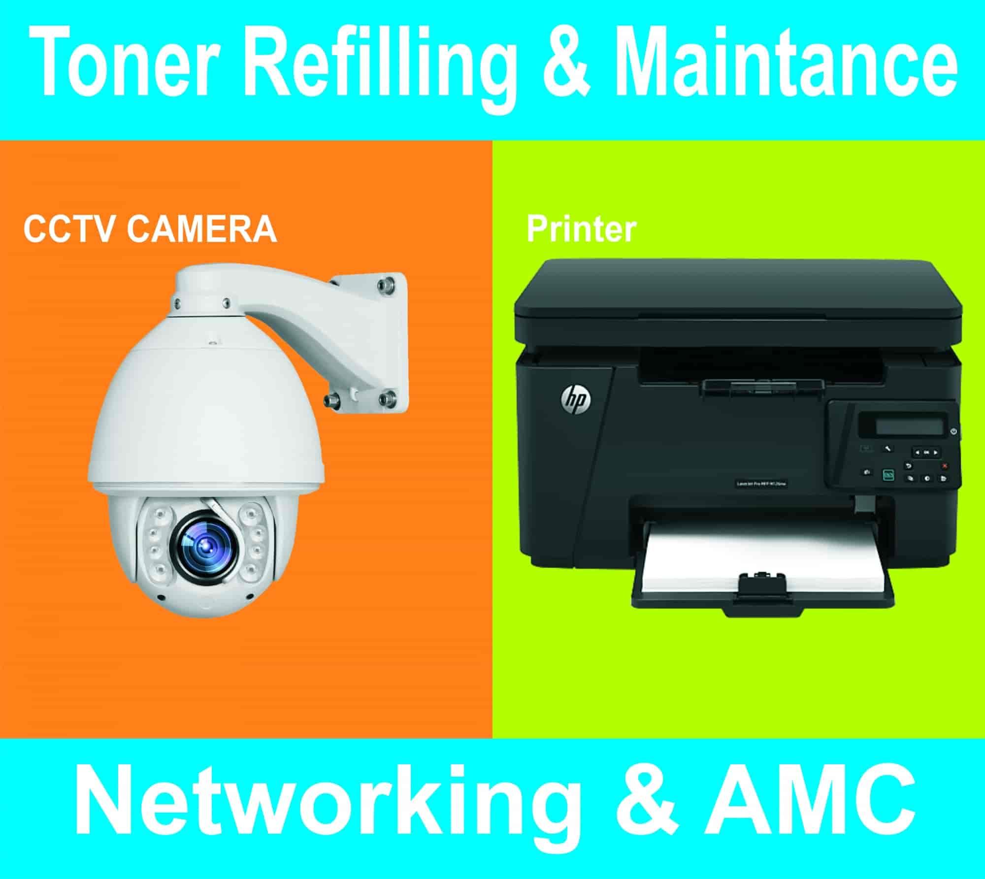 K-nox Infotech, Khargate - CCTV Installation Services in