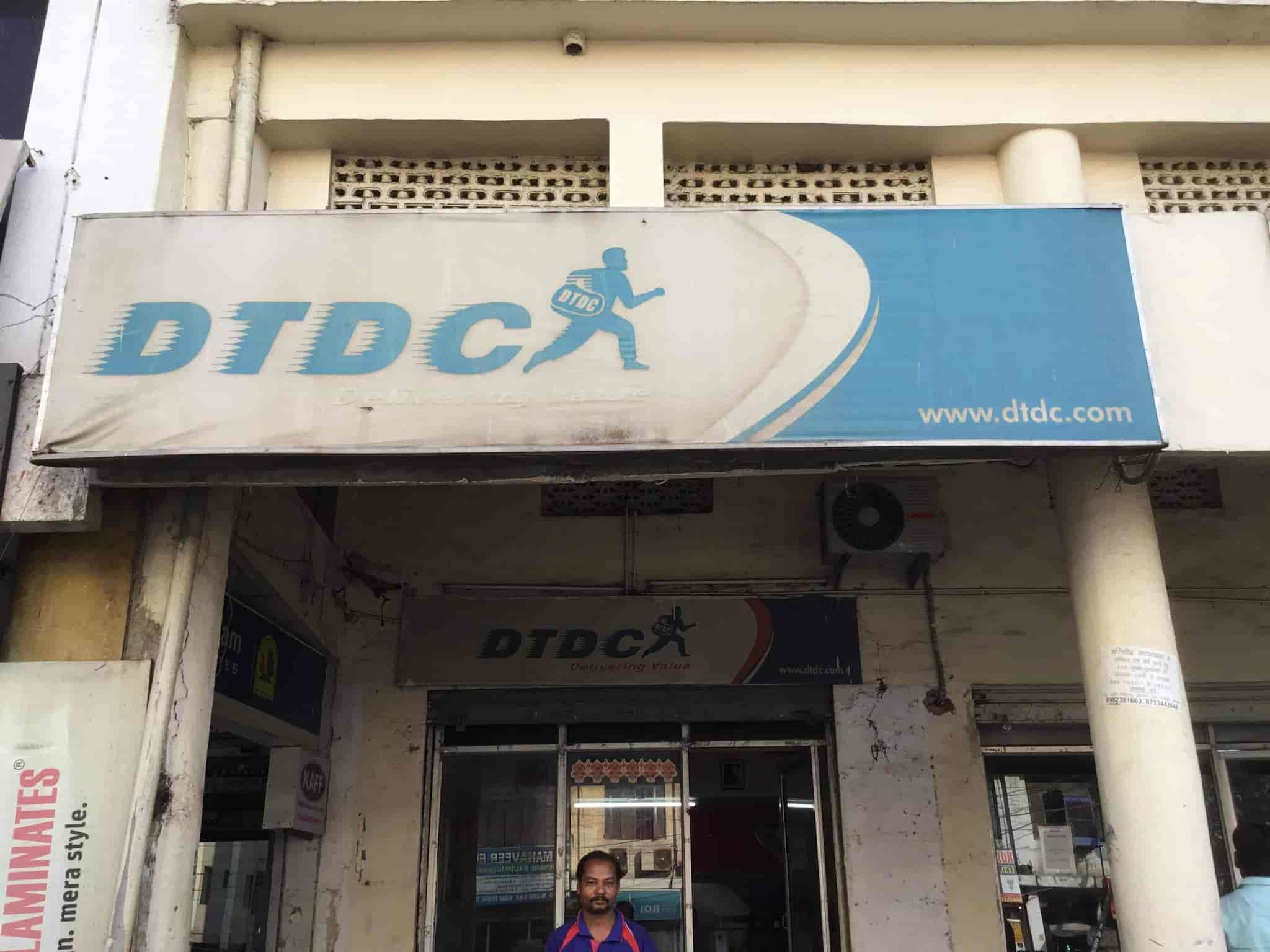 Dtdc Express Ltd M P Nagar Courier Services In Bhopal Justdial