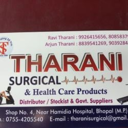Tharani Surgicals, Sultania Road - Surgical Item Dealers in