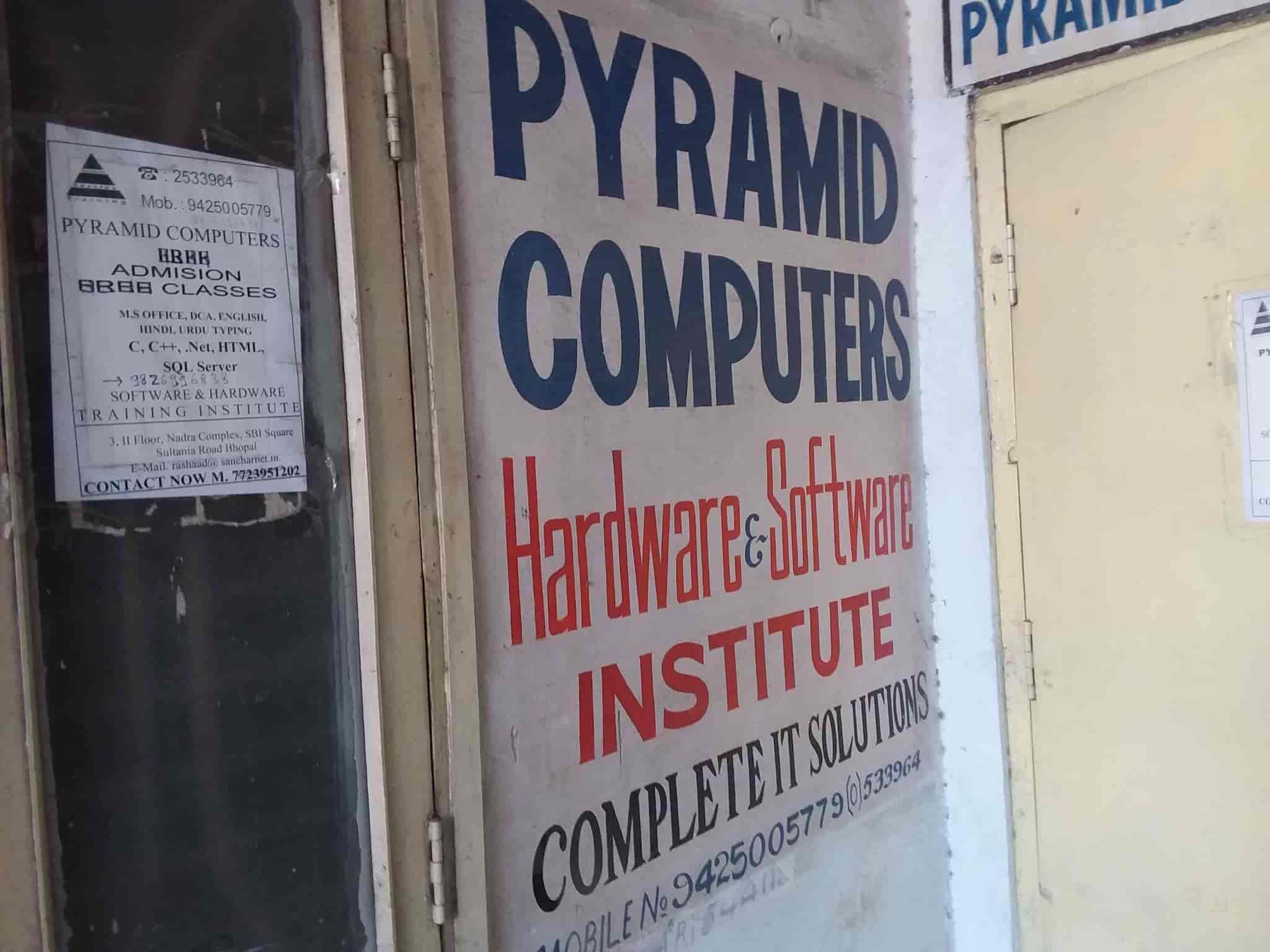 Pyramid Computers, Sultania Road - Computer Training