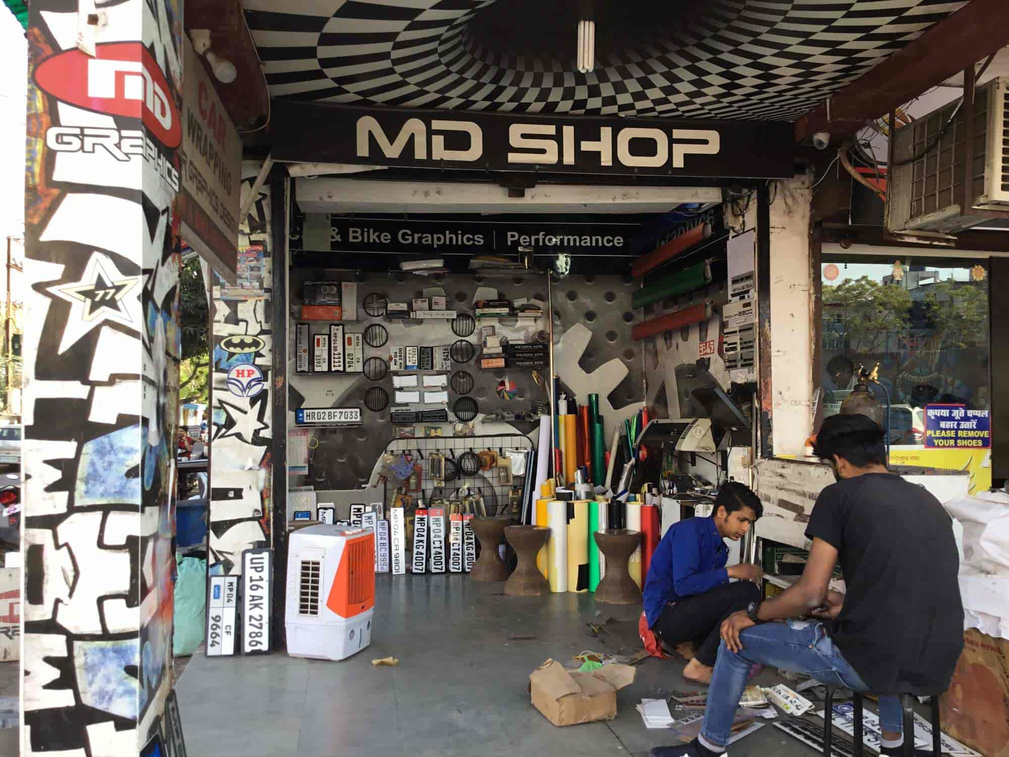 MD Graphics Photos, M P Nagar, Bhopal- Pictures & Images Gallery