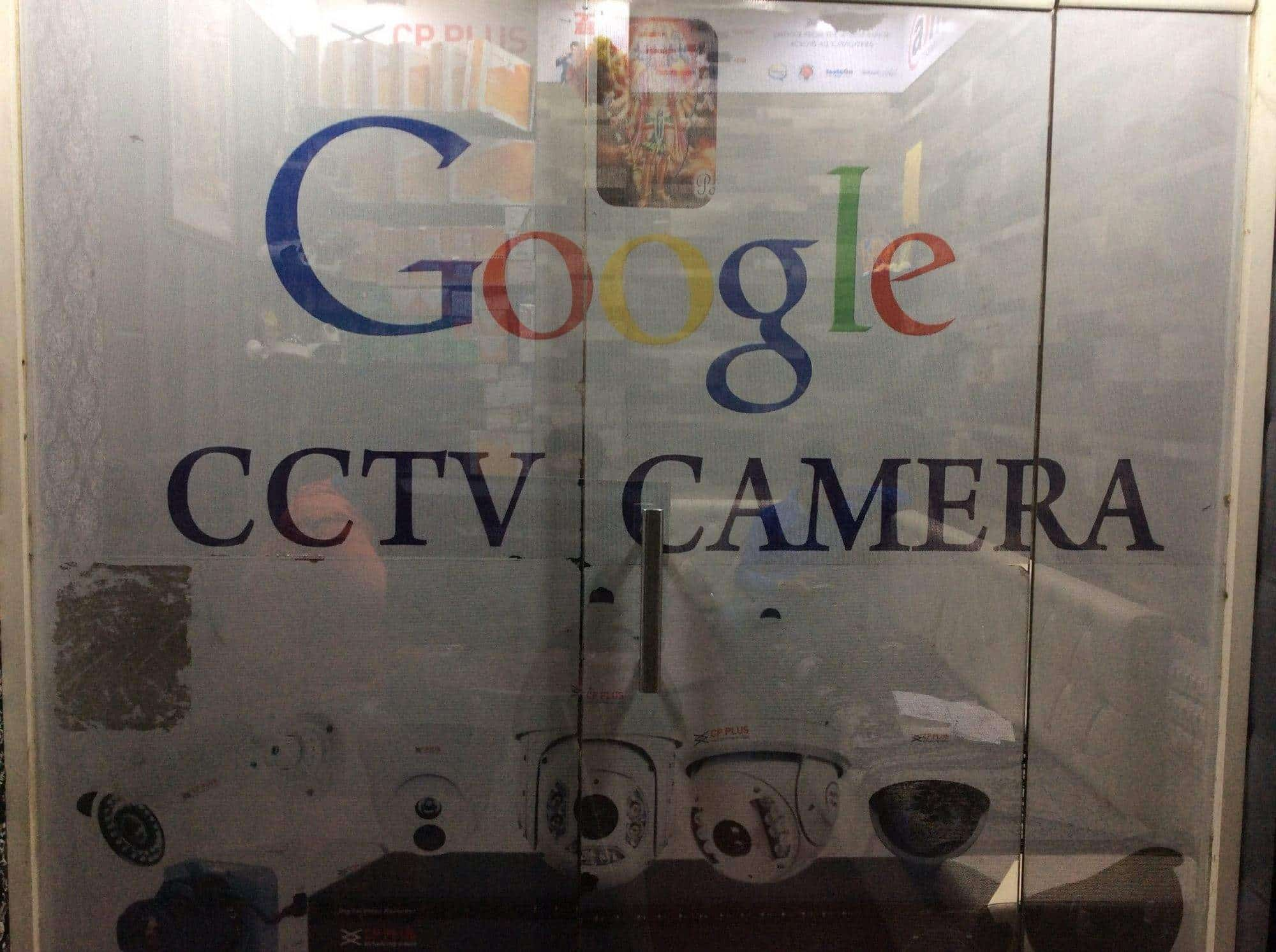 Google Mobile & Computer Shopee, Bairagarh - Security